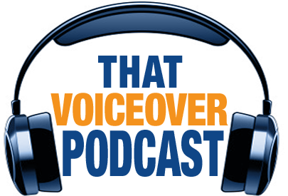 "Listen to ""That Voiceover Podcast"""